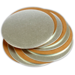 Personalised Cake Pads, Circles, Bases And Boards