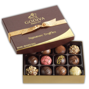 Customised Candy & Truffles Packaging Boxes Supplier